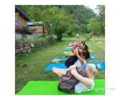 100 Hour Yoga Teacher Training In Rishikesh